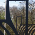 Toegangspoort Huzumer begraafplaats Leeuwarden
