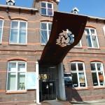 Luifel, Kunstencentrum Heerenveen 1999