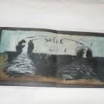 Swarte brege 1990 (lxb 53x60 cm)